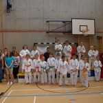 Karate-Kinderturnier Unterentfelden (1)