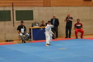 Karate-Kinderturnier Unterentfelden (2)