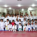 Training mit Karateclub Manavgat (2)