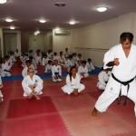 Training mit Karateclub Manavgat (6)