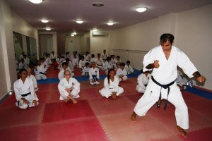 Training mit Karateclub Manavgat (6)