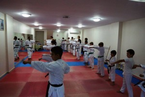 Training mit Karateclub Manavgat (7)
