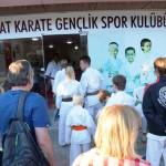 Training mit Karateclub Manavgat (1)