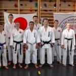 Training mit Sōke Kanazawa