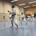 Training Karateclub Unterentfelden 3