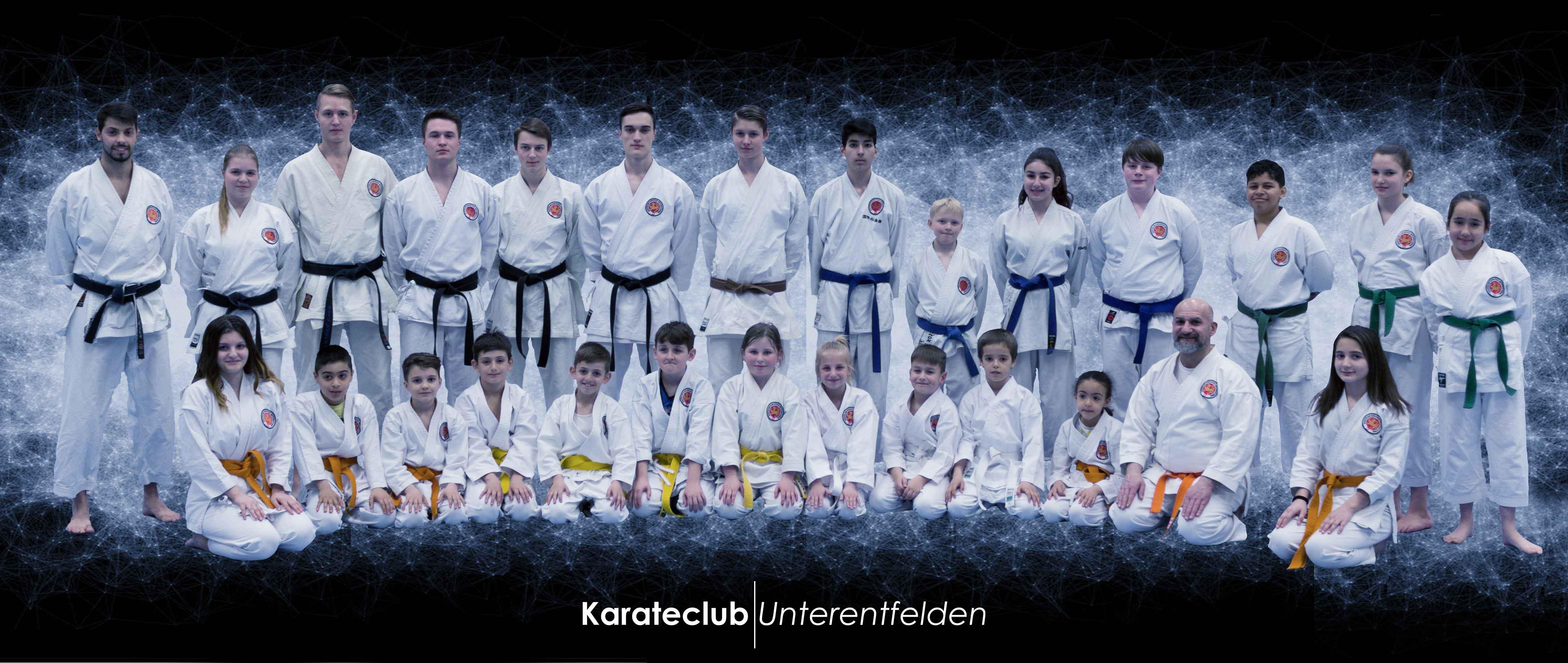 Wilkommen beim Karateclub Unterentfelden
