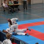 Kumite am SSKU-Cup 5