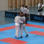 Kumite am SSKU-Cup 7