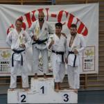 Siegerehrung am SSKU-Cup 1
