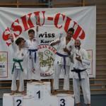Siegerehrung am SSKU-Cup 2