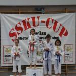 Siegerehrung am SSKU-Cup 3