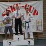Siegerehrung am SSKU-Cup 4