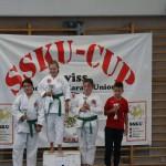 Siegerehrung am SSKU-Cup 6