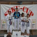 Siegerehrung am SSKU-Cup 7