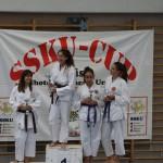 Siegerehrung am SSKU-Cup 9