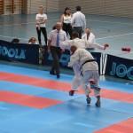 Kumite am SSKU-Cup 9