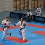 Kumite am SSKU-Cup 11