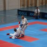 Kumite am SSKU-Cup 14