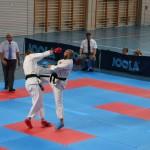 Kumite am SSKU-Cup 15