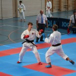 Kumite am SSKU-Cup 23