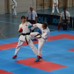 Kumite am SSKU-Cup 22