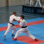 Kumite am SSKU-Cup 21