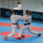 Kumite am SSKU-Cup 19