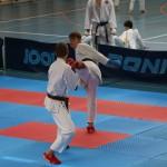 Kumite am SSKU-Cup 18