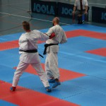 Kumite am SSKU-Cup 17